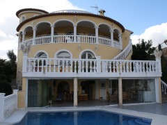 For sale beautiful villa in Senet y Negrals, Denia - 850 000 euros